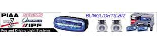 Automotive Fog Lights/Xenon/HID/LED