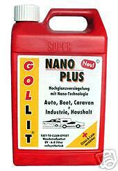 GOLLIT - Nano Plus  Politur