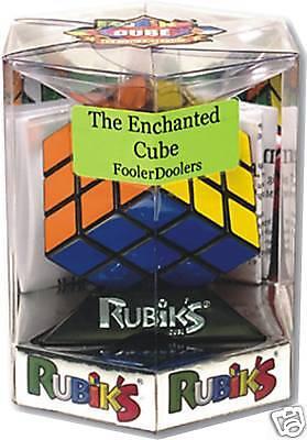 Rubik Würfel ! Lösen Sie Daryls Zauberwürfel Rubik's Cube in Sekunden ! (40963)