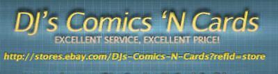 DJ's Card Comic Club