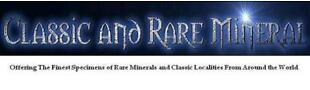 CLASSIC AND RARE MINERAL