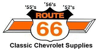 Rt 66 Classic Chevrolet Supplies