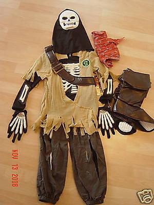 Jack Sparrow Costume For Boys (DISNEY BOYS BONEY JACK SPARROW COSTUME)